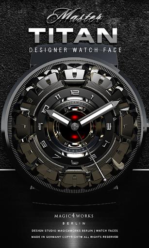 TITAN Watch Face
