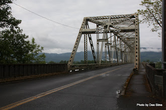 Photo: (Year 2) Day 345 - The Bridge from Cathlamet to Puget Island
