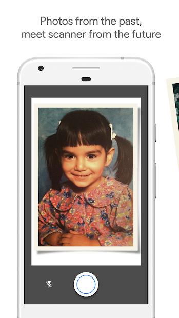 PhotoScan by Google Photos Android App Screenshot
