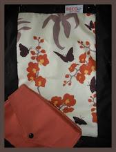"Photo: ""River"" customized Beco Butterfly II coordinating custom Mai Poketto"