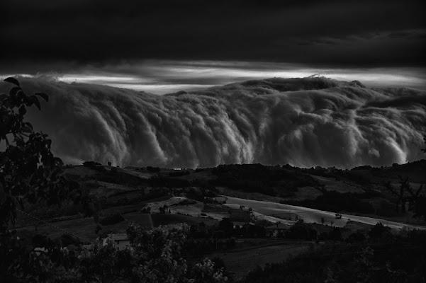Tsunami dal cielo... di Gian Piero Bacchetta