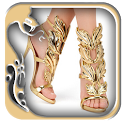 Gold Heels Design icon