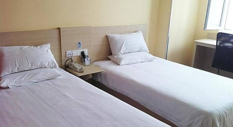 Huai'an Hanting Hotel Huaihai Square