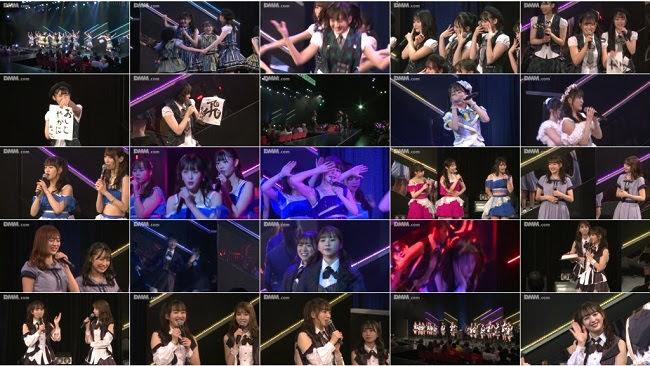 200109 (1080p) HKT48 チームH「RESET」公演 田島芽瑠 生誕祭 DMM HD