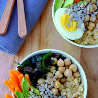 Wholesome Veggie Grain Bowl