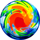 Weather Radar and Forecast: World Map icon