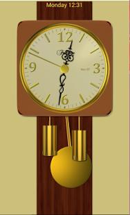 App Modern Pendulum Wall Clock APK for Windows Phone