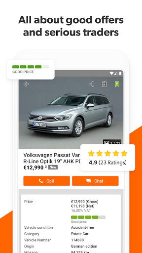 mobile.de – Germany's largest car market 8.11.1 screenshots 4