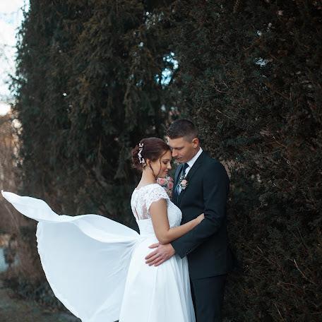 Hochzeitsfotograf Anastasiya Laukart (sashalaukart). Foto vom 28.01.2018