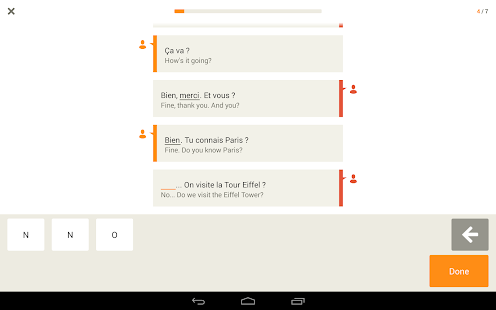 App Babbel – Learn French APK for Windows Phone
