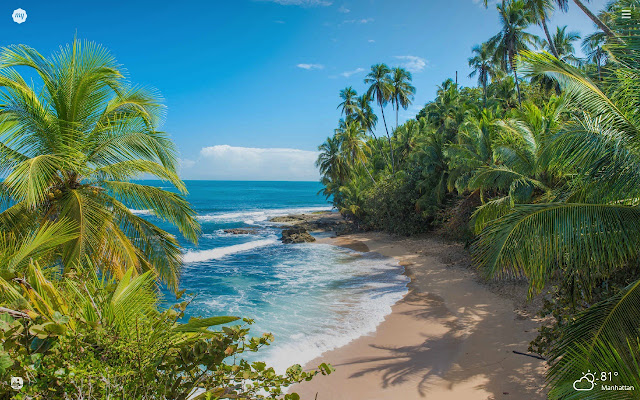 Costa Rica Hd Wallpapers New Tab Theme