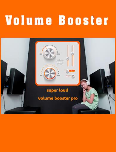 super high volume booster(super loud) PRO 2.1.19 screenshots 3
