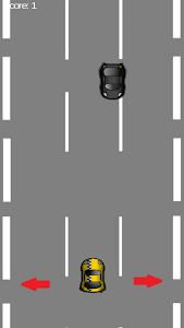 Traffic Race screenshot 1