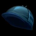 青いたんてい帽子