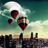 Balloons HD Live Wallpaper