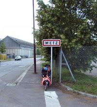 Photo: Ortseingang Metz