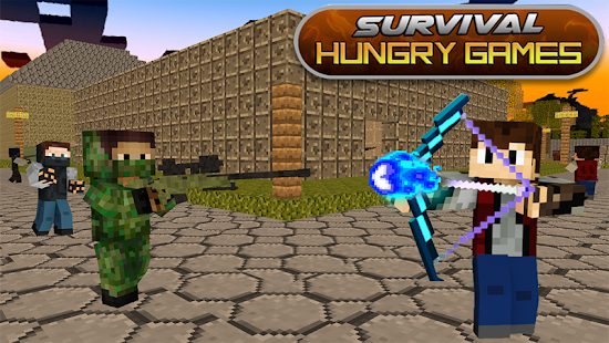 Survival Hungry Games - náhled