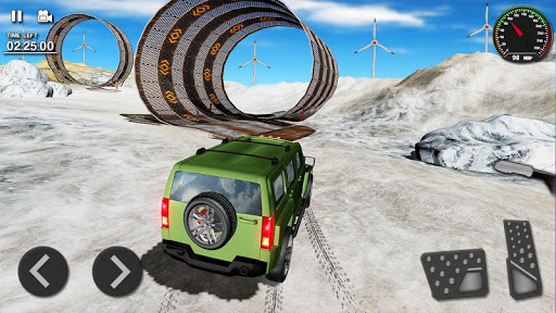 Prado Car Driving - A Luxury Simulator Games apktram screenshots 10