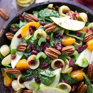Autumn Crunch Pasta Salad.