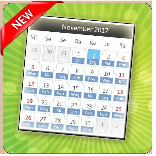 Kalender Jawa 2017
