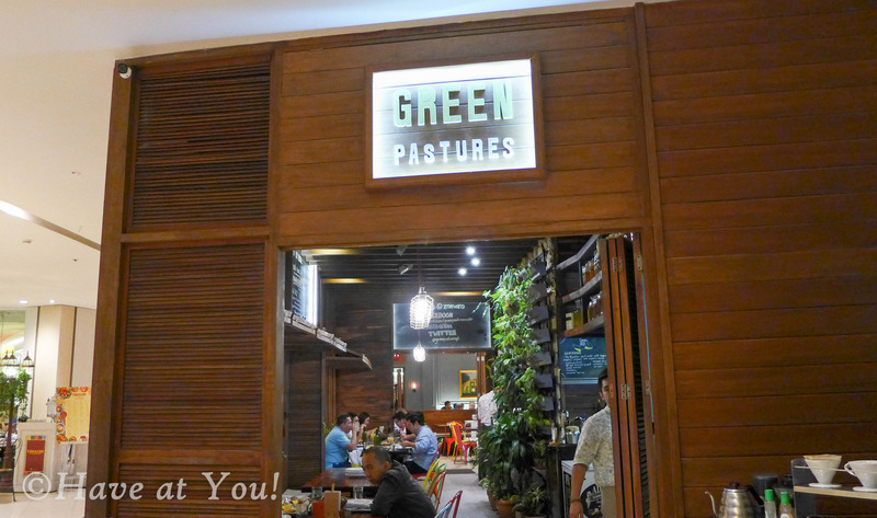 Green Pastures store front