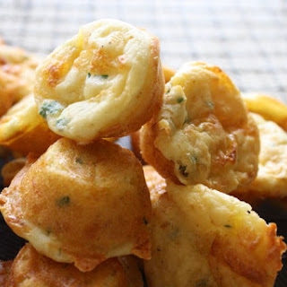 Savoury Cheese Puffs Recipes