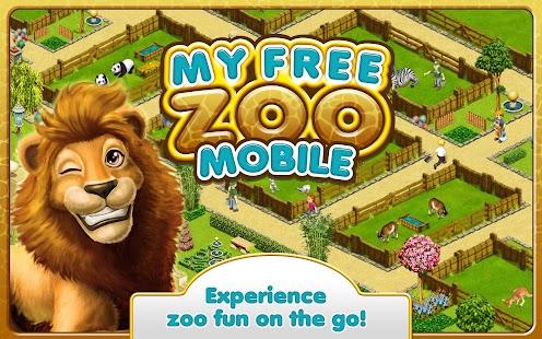 MyFreeZoo Mobile Screenshots