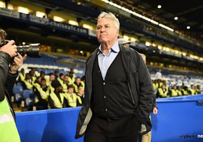 Chelsea FC van degradatiekandidaat, naar een plaats in Europa