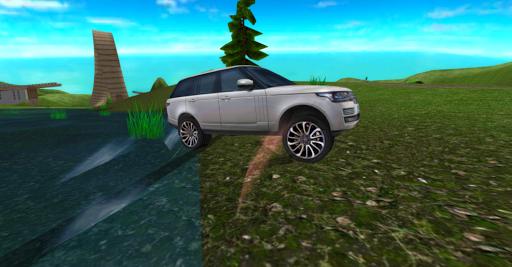 Offroad 4x4 Jeep Racing 3D apkpoly screenshots 1