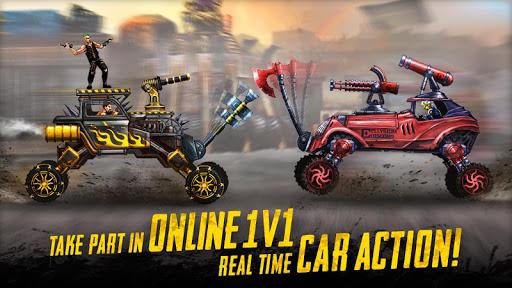 War Cars: Epic Blaze Zone  screenshots 1
