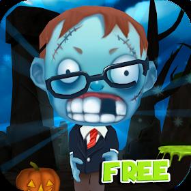 Toon Zombies 3D free wallpaper