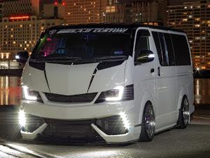 ハイエースバン TRH200V S-GL TRH200V H19年型のカスタム事例画像 DJけーちゃんだよさんの2020年11月07日10:32の投稿