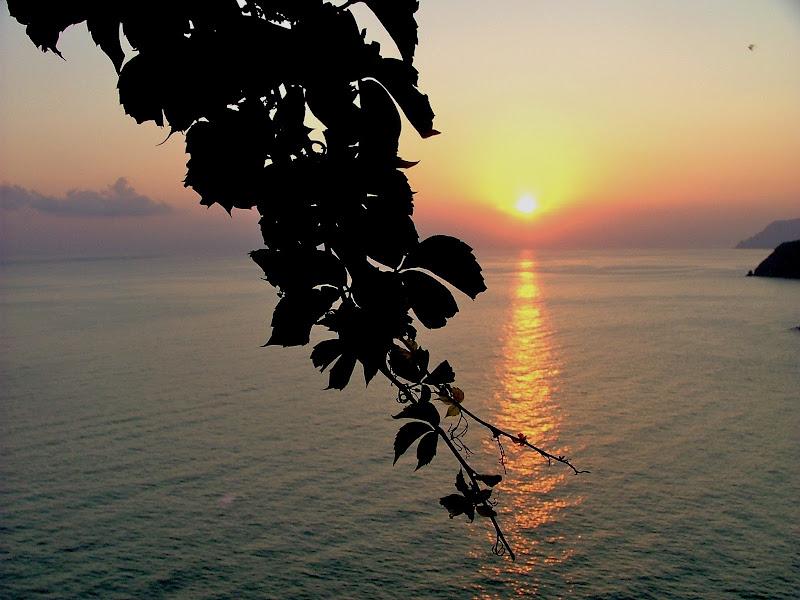 tramonto settembrino di marcopasto