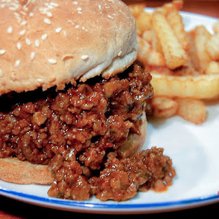 Super Delicious Sloppy Joes.