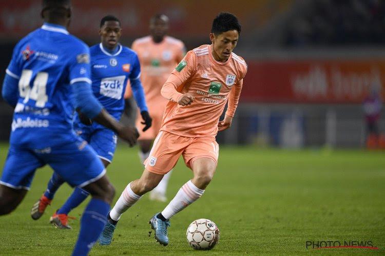 Morioka - overbodig bij Anderlecht - komt in beeld bij nieuwe Belgische club