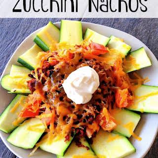 Chorizo Zucchini Nachos (RR December 2015).
