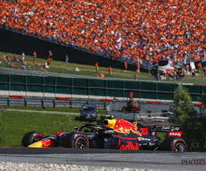 Max Verstappen GP van Oostenrijk