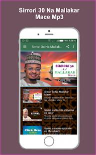Sirrori 3o Na Mallakar Mace Mp3 - náhled