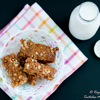Rolled Oat Golden Syrup Recipes.