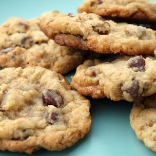 Secret Ingredient Chocolate Chip Cookies.