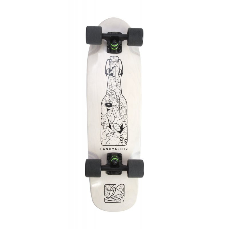 Landyachtz - DINGHY GROWLER Complete Cruiser