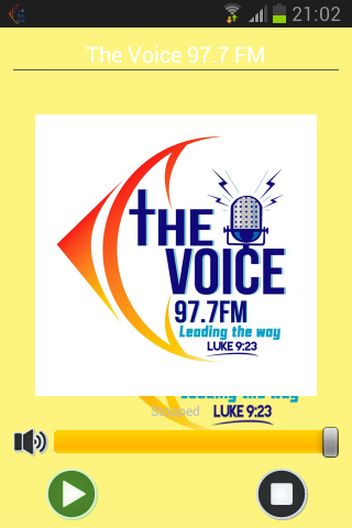 The Voice 97.7 FM