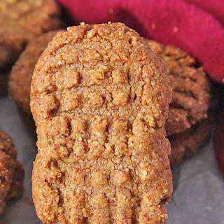 Paleo Nutter Butter Cookies Recipe