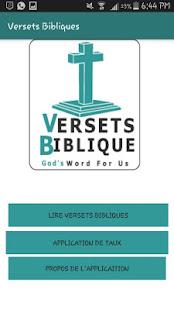 Versets Bibliques En Francais On Windows Pc Download Free 1 0 Com Felixfomengia Bibleversefrench