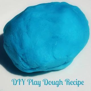 DIY Play Dough.