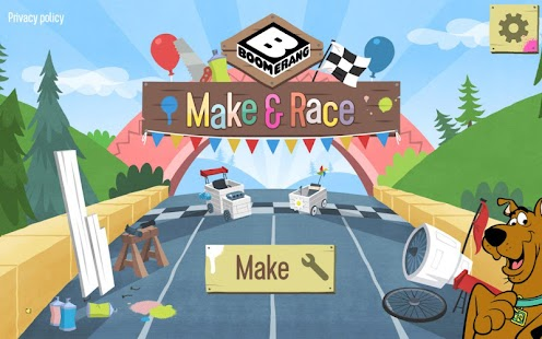Boomerang Make and Race- screenshot thumbnail