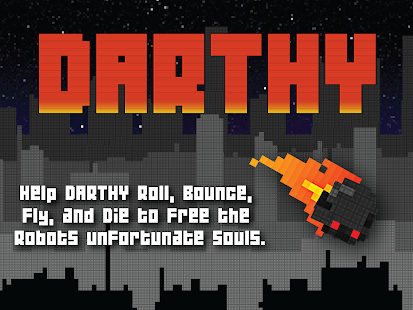 DARTHY - Pixel Platformer Screenshot 6
