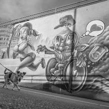 Photo: curious...  #street #streetphotography #shootthestreet #blackandwhite #blackandwhitephotography #bw #monochrome