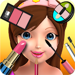 Princess 3D Salon - Girl Star 1.0 Apk