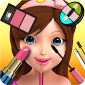 Princess 3D Salon - Girl Star